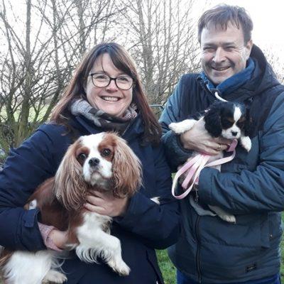 Familie Keller freut sich über Ella, ihren zweiten Little Colani.